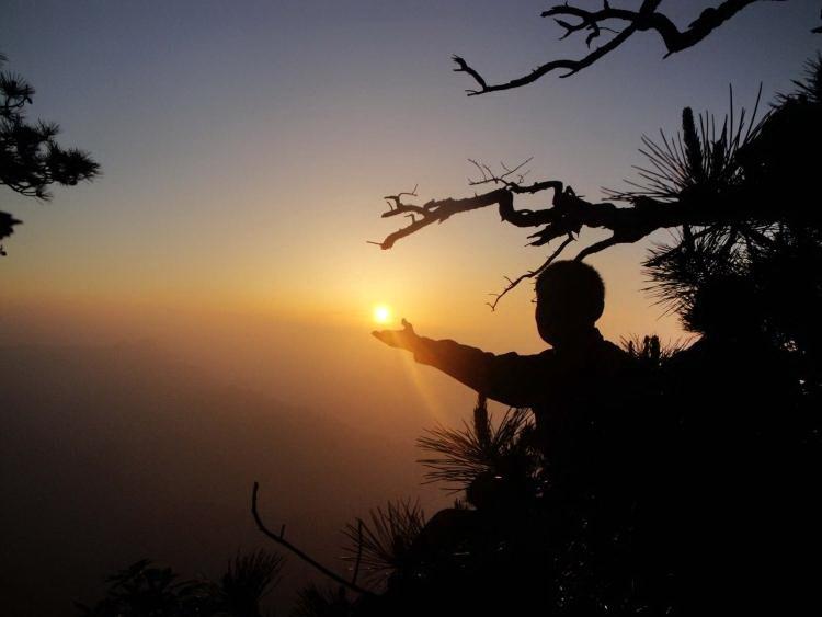 【户外经验】——看太阳,测时间、算距离 - 宁国论坛 - IMG_1735a.jpg