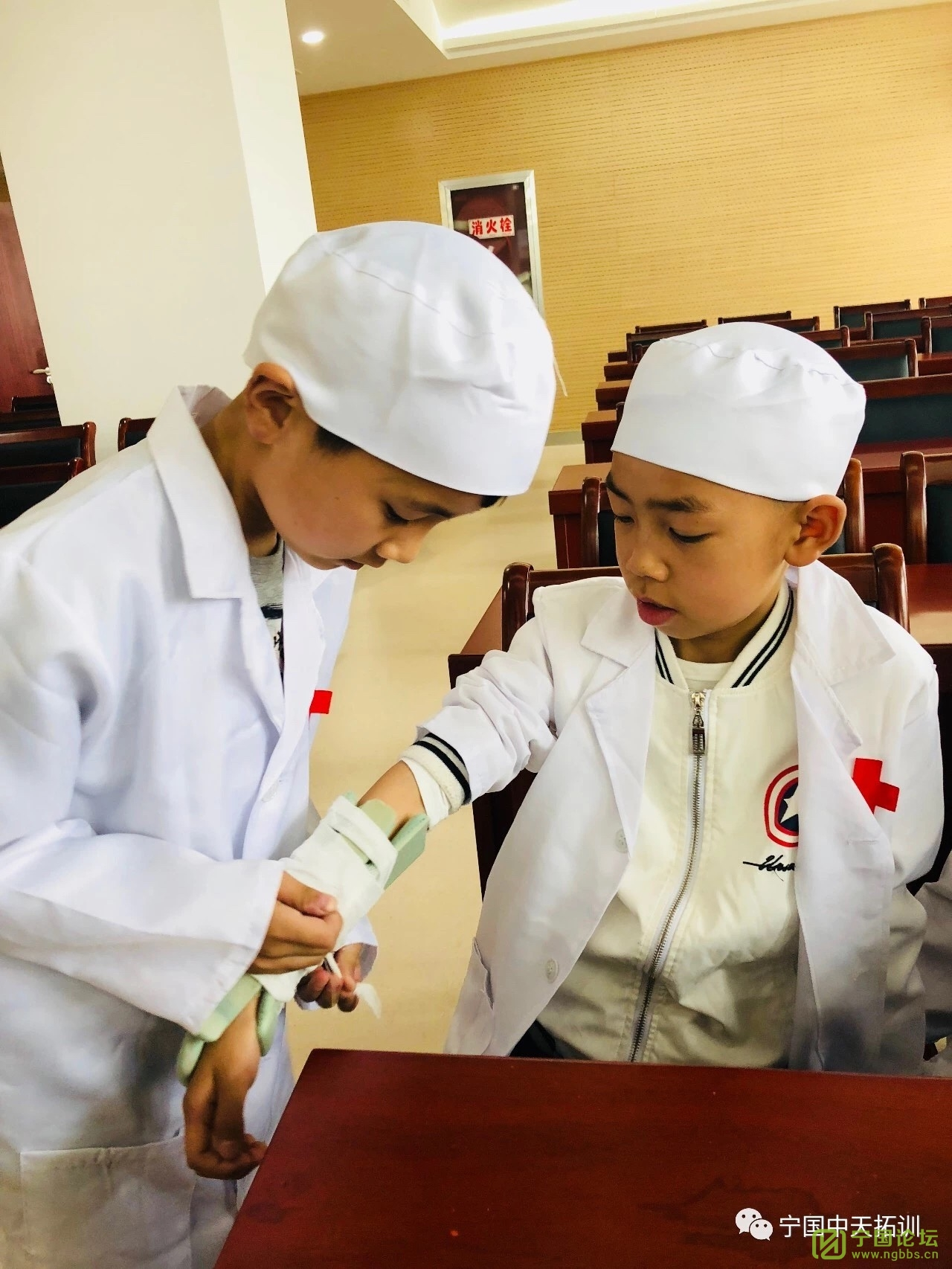 骨科医院奇遇记,小小医生职业体验 - 宁国论坛 - IMG_3522.JPG