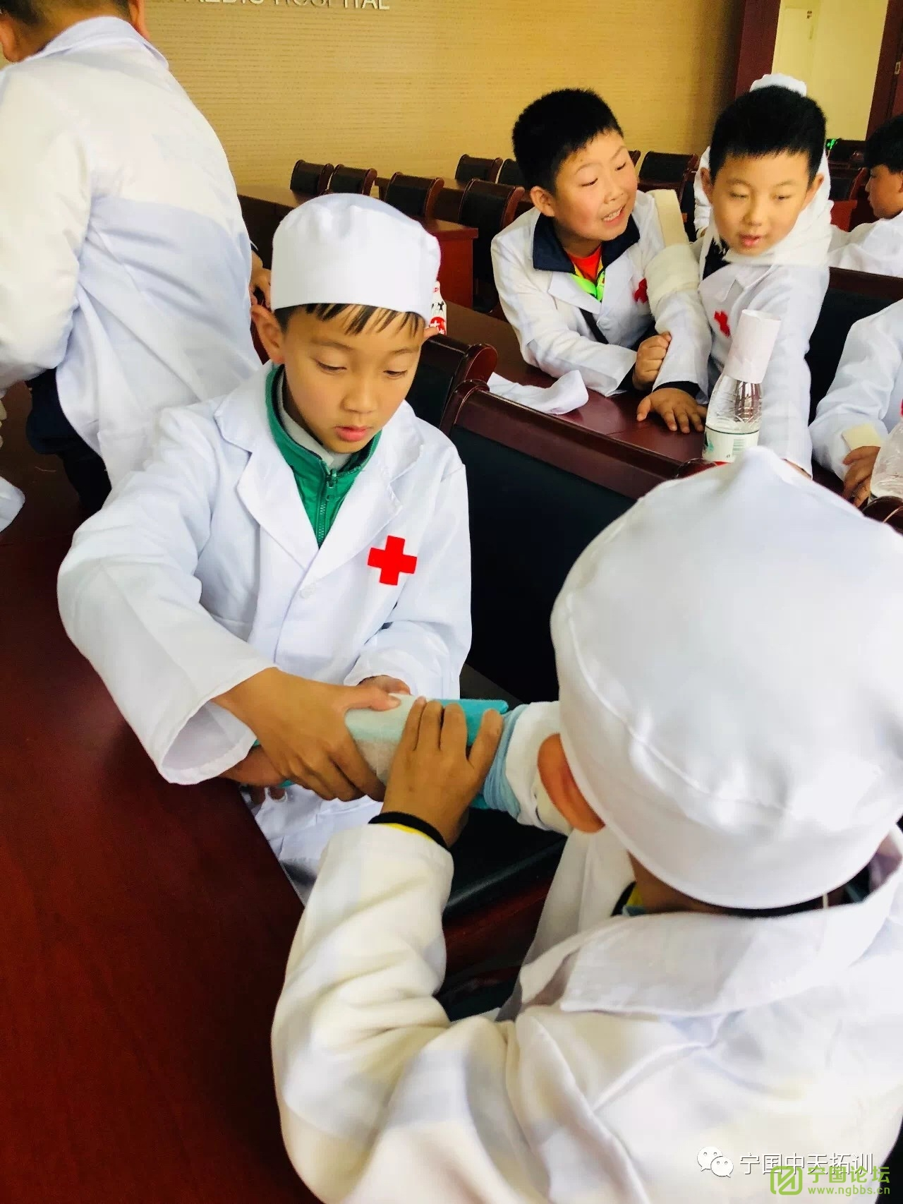 骨科医院奇遇记,小小医生职业体验 - 宁国论坛 - IMG_3523.JPG