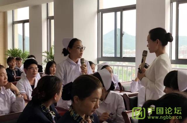 宁国市骨科医院举行医护礼仪培训 - 宁国论坛 - IMG_3531.JPG