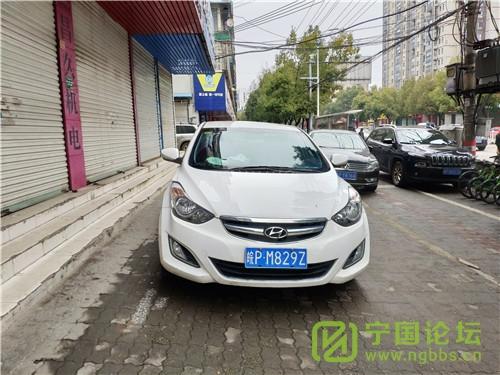 城管局对02月11日城区人行道违法停车进行曝光 - 宁国论坛 - M829Z.jpg