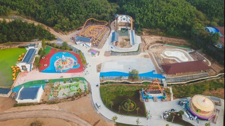 宁国人终于有自己的大型游乐园啦,还未开园内部图片流出… - 宁国论坛 - 微信图片_20201014081322.jpg