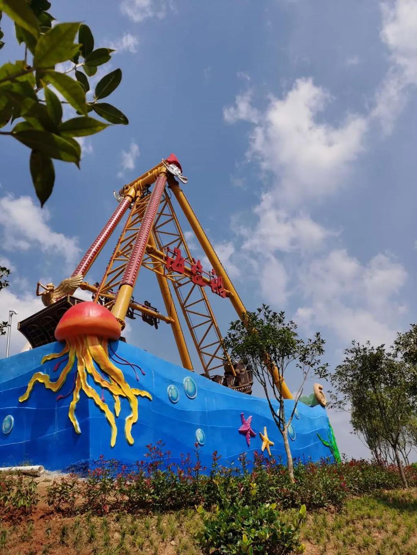 宁国人终于有自己的大型游乐园啦,还未开园内部图片流出… - 宁国论坛 - 微信图片_20201014081423.jpg