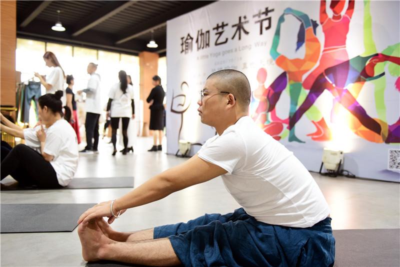 向往的生活 梵瑞瑜伽·真也天境回归于山水之间首届瑜伽艺术节圆满举行 - 宁国论坛 - DSC_3817.jpg