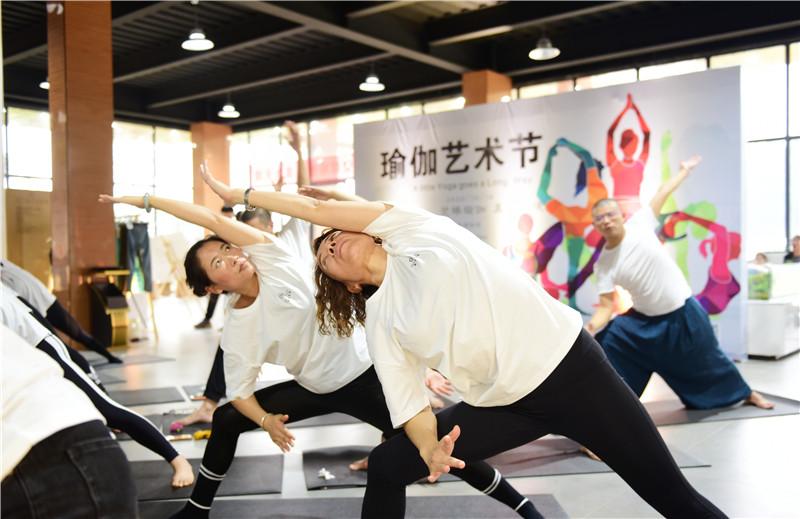 向往的生活 梵瑞瑜伽·真也天境回归于山水之间首届瑜伽艺术节圆满举行 - 宁国论坛 - DSC_4108.jpg
