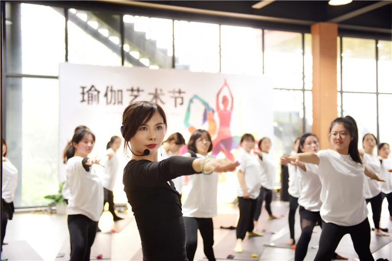 向往的生活 梵瑞瑜伽·真也天境回归于山水之间首届瑜伽艺术节圆满举行 - 宁国论坛 - DSC_4118.jpg