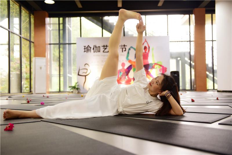 向往的生活 梵瑞瑜伽·真也天境回归于山水之间首届瑜伽艺术节圆满举行 - 宁国论坛 - DSC_3654.jpg