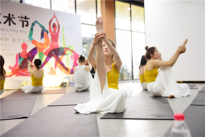 向往的生活 梵瑞瑜伽·真也天境回归于山水之间首届瑜伽艺术节圆满举行 - 宁国论坛 - DSC_3906.jpg
