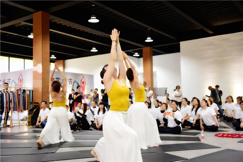 向往的生活 梵瑞瑜伽·真也天境回归于山水之间首届瑜伽艺术节圆满举行 - 宁国论坛 - DSC_3931.jpg