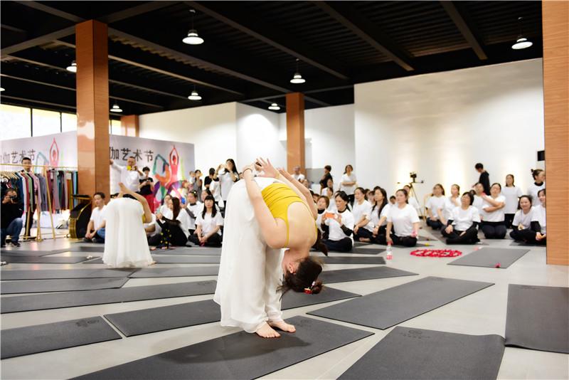 向往的生活 梵瑞瑜伽·真也天境回归于山水之间首届瑜伽艺术节圆满举行 - 宁国论坛 - DSC_3925.jpg