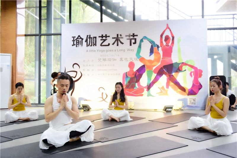 向往的生活 梵瑞瑜伽·真也天境回归于山水之间首届瑜伽艺术节圆满举行 - 宁国论坛 - DSC_3938.jpg
