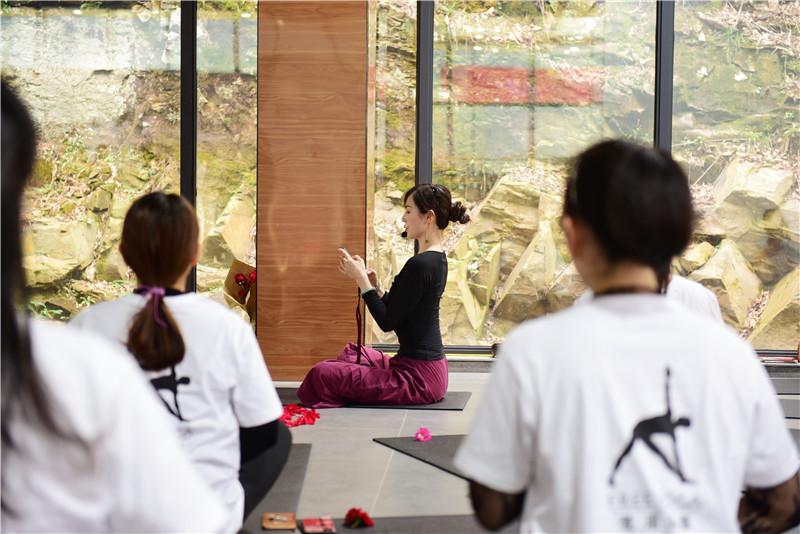 向往的生活 梵瑞瑜伽·真也天境回归于山水之间首届瑜伽艺术节圆满举行 - 宁国论坛 - DSC_3990.jpg