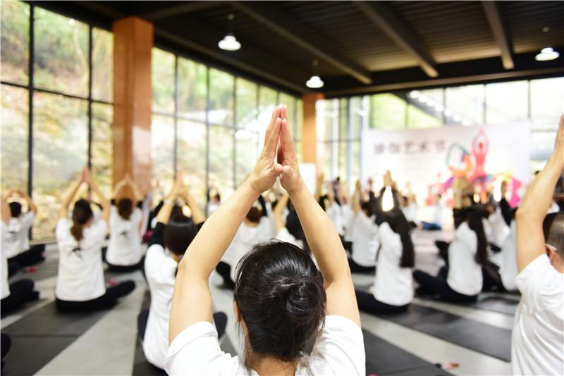 向往的生活 梵瑞瑜伽·真也天境回归于山水之间首届瑜伽艺术节圆满举行 - 宁国论坛 - DSC_3982.jpg