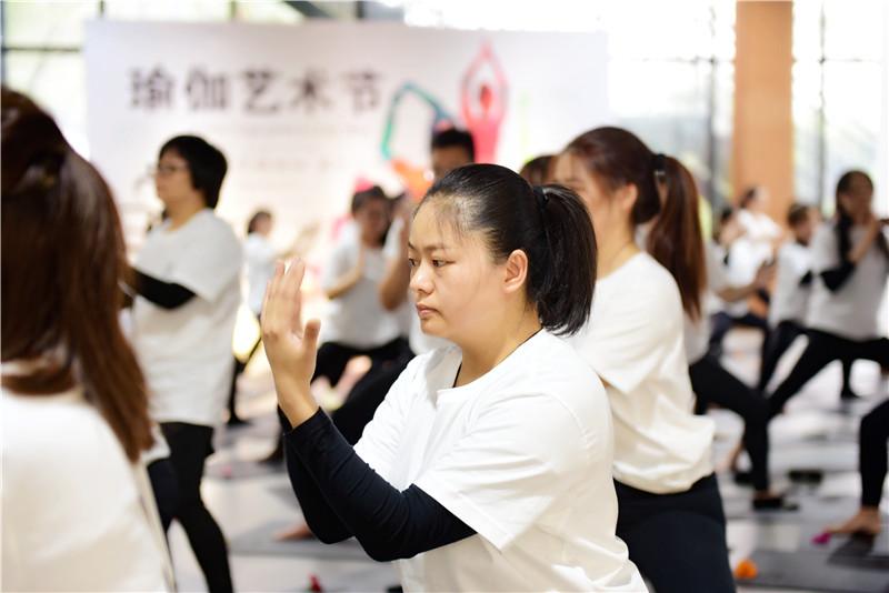 向往的生活 梵瑞瑜伽·真也天境回归于山水之间首届瑜伽艺术节圆满举行 - 宁国论坛 - DSC_4070.jpg