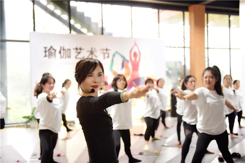 向往的生活 梵瑞瑜伽·真也天境回归于山水之间首届瑜伽艺术节圆满举行 - 宁国论坛 - DSC_4122.jpg
