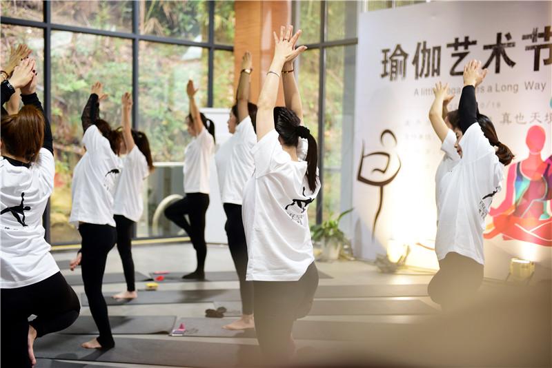 向往的生活 梵瑞瑜伽·真也天境回归于山水之间首届瑜伽艺术节圆满举行 - 宁国论坛 - DSC_4272.jpg