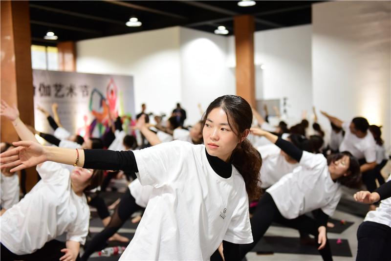 向往的生活 梵瑞瑜伽·真也天境回归于山水之间首届瑜伽艺术节圆满举行 - 宁国论坛 - DSC_4259.jpg