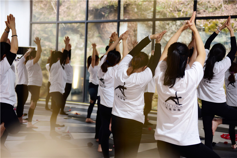 向往的生活 梵瑞瑜伽·真也天境回归于山水之间首届瑜伽艺术节圆满举行 - 宁国论坛 - DSC_4278.jpg