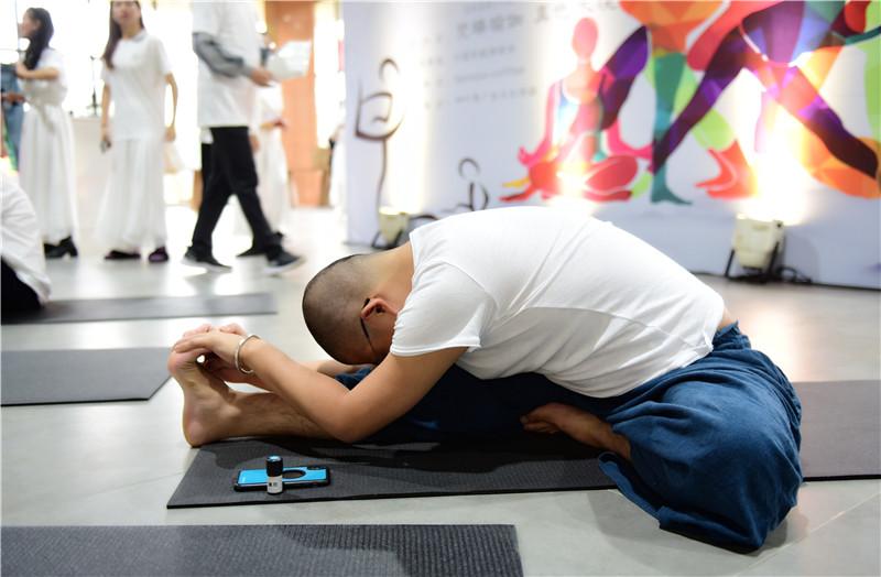 向往的生活 梵瑞瑜伽·真也天境回归于山水之间首届瑜伽艺术节圆满举行 - 宁国论坛 - DSC_3822.jpg