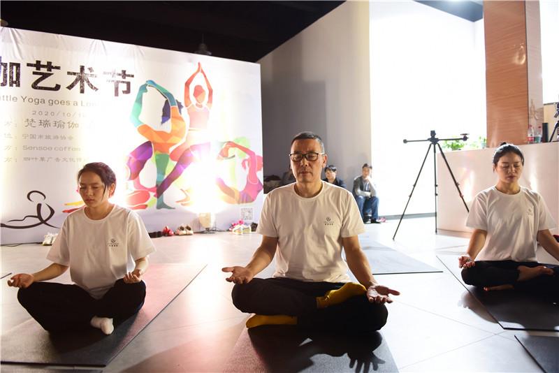 向往的生活 梵瑞瑜伽·真也天境回归于山水之间首届瑜伽艺术节圆满举行 - 宁国论坛 - DSC_4380.jpg