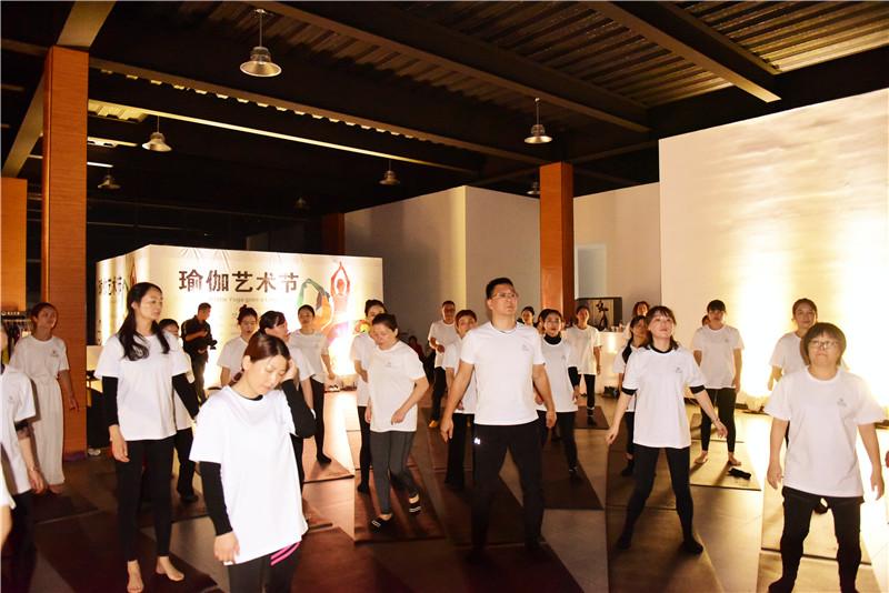 向往的生活 梵瑞瑜伽·真也天境回归于山水之间首届瑜伽艺术节圆满举行 - 宁国论坛 - DSC_4447.jpg