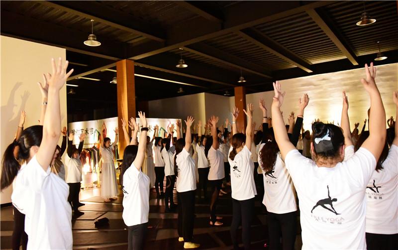 向往的生活 梵瑞瑜伽·真也天境回归于山水之间首届瑜伽艺术节圆满举行 - 宁国论坛 - DSC_4475.jpg