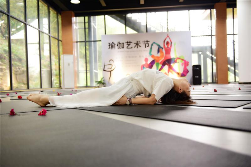 向往的生活 梵瑞瑜伽·真也天境回归于山水之间首届瑜伽艺术节圆满举行 - 宁国论坛 - DSC_3665.jpg