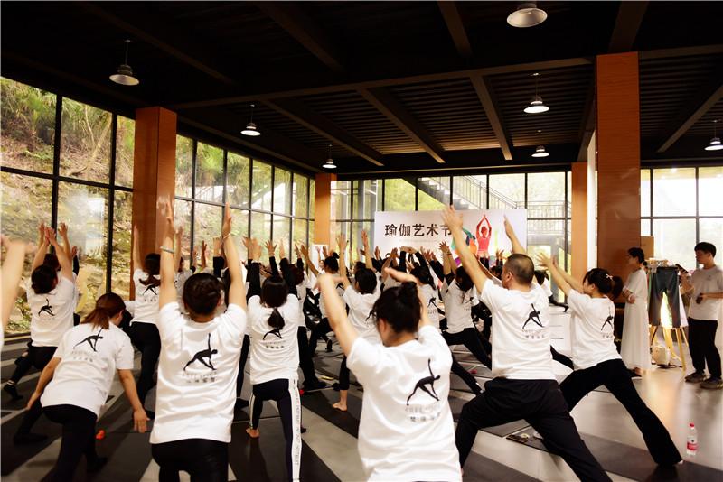 向往的生活 梵瑞瑜伽·真也天境回归于山水之间首届瑜伽艺术节圆满举行 - 宁国论坛 - DSC_4021.jpg