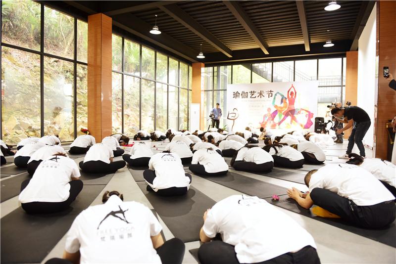 向往的生活 梵瑞瑜伽·真也天境回归于山水之间首届瑜伽艺术节圆满举行 - 宁国论坛 - DSC_3985.jpg