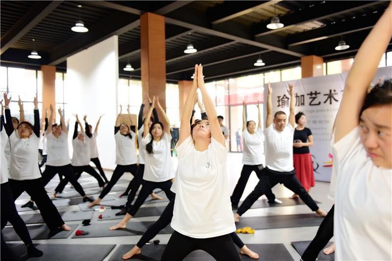 向往的生活 梵瑞瑜伽·真也天境回归于山水之间首届瑜伽艺术节圆满举行 - 宁国论坛 - DSC_4055.jpg