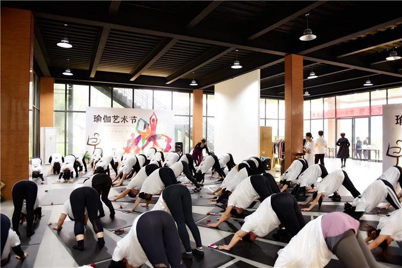 向往的生活 梵瑞瑜伽·真也天境回归于山水之间首届瑜伽艺术节圆满举行 - 宁国论坛 - DSC_4040.jpg
