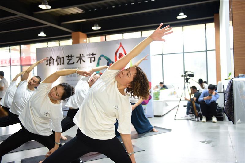向往的生活 梵瑞瑜伽·真也天境回归于山水之间首届瑜伽艺术节圆满举行 - 宁国论坛 - DSC_4093.jpg