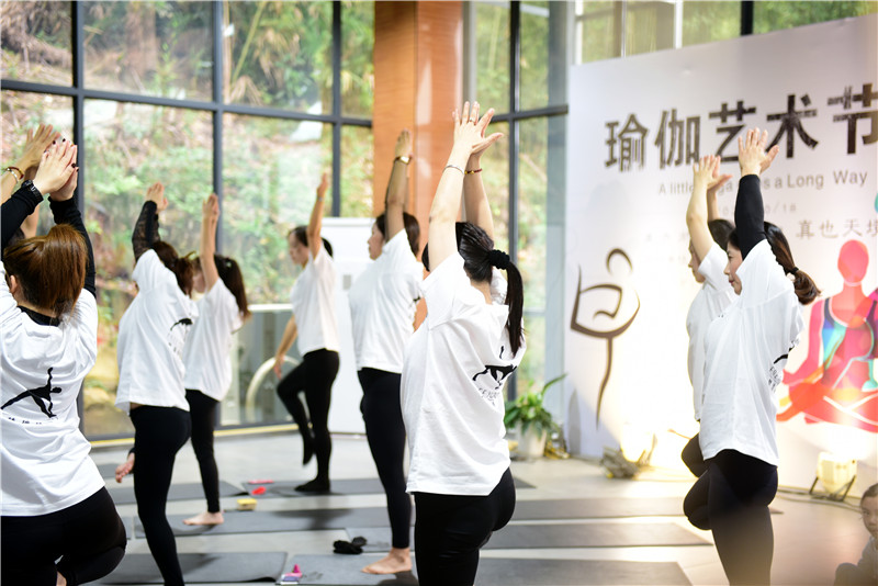 向往的生活 梵瑞瑜伽·真也天境回归于山水之间首届瑜伽艺术节圆满举行 - 宁国论坛 - DSC_4269.jpg