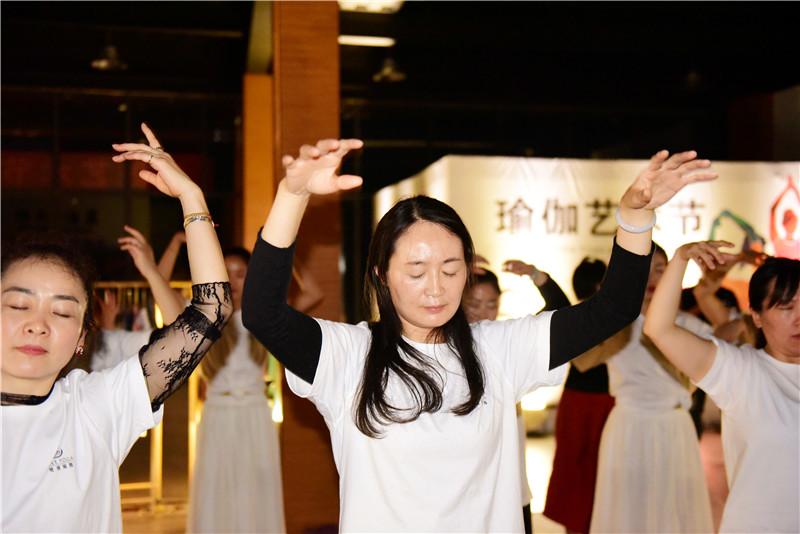 向往的生活 梵瑞瑜伽·真也天境回归于山水之间首届瑜伽艺术节圆满举行 - 宁国论坛 - DSC_4471.jpg