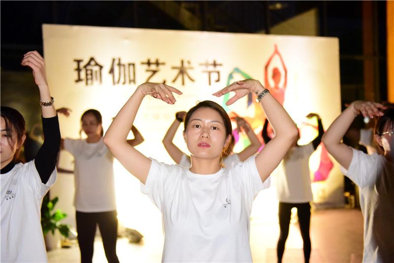 向往的生活 梵瑞瑜伽·真也天境回归于山水之间首届瑜伽艺术节圆满举行 - 宁国论坛 - DSC_4474.jpg