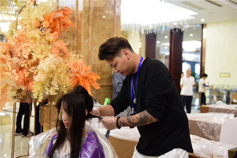 2021年宣城市美容美发职业技能竞赛在宁国火热开赛 - 宁国论坛 - DSC_1563.jpg