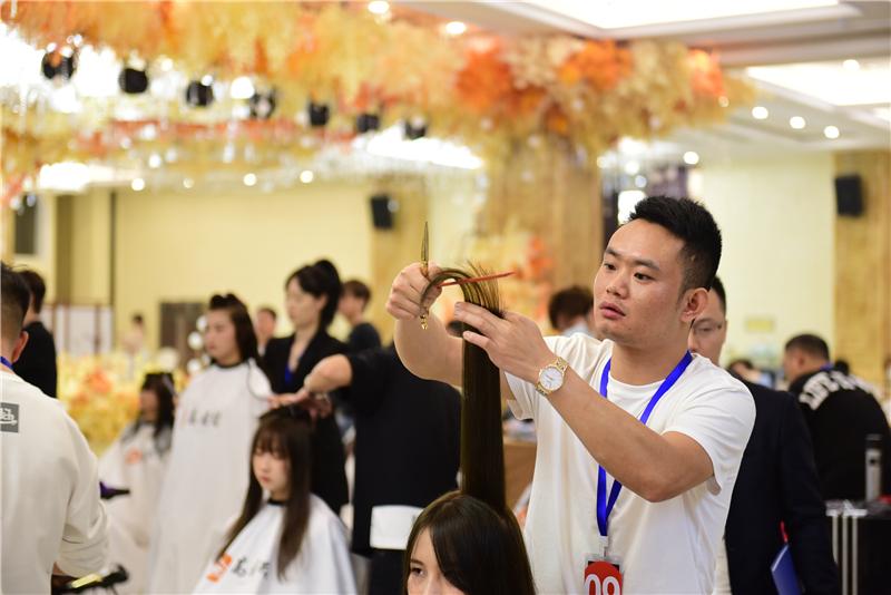 2021年宣城市美容美发职业技能竞赛在宁国火热开赛 - 宁国论坛 - DSC_1692.jpg