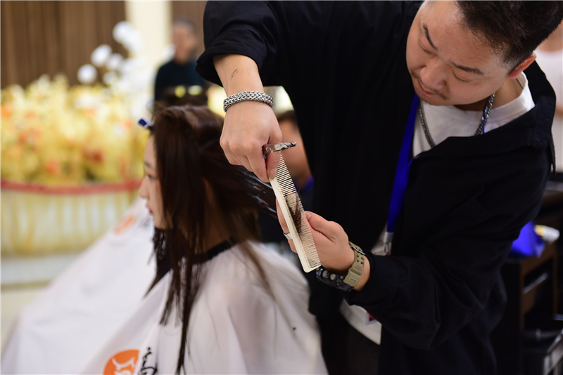 2021年宣城市美容美发职业技能竞赛在宁国火热开赛 - 宁国论坛 - DSC_1653.jpg