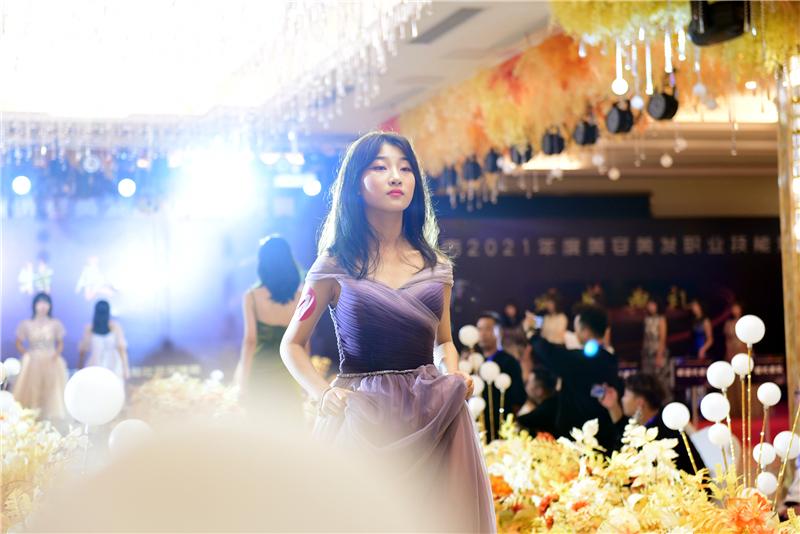 2021年宣城市美容美发职业技能竞赛在宁国火热开赛 - 宁国论坛 - DSC_1851.jpg