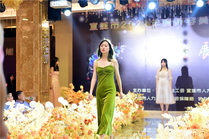 2021年宣城市美容美发职业技能竞赛在宁国火热开赛 - 宁国论坛 - DSC_1867.jpg