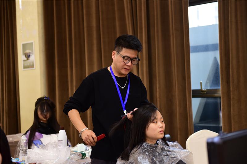 2021年宣城市美容美发职业技能竞赛在宁国火热开赛 - 宁国论坛 - DSC_1551.jpg