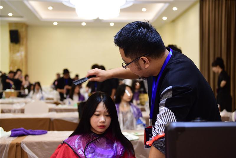 2021年宣城市美容美发职业技能竞赛在宁国火热开赛 - 宁国论坛 - DSC_1549.jpg