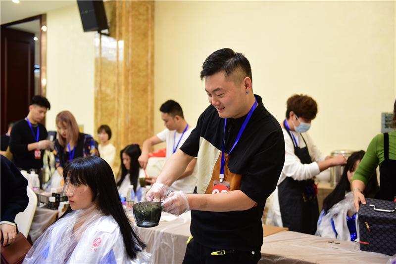 2021年宣城市美容美发职业技能竞赛在宁国火热开赛 - 宁国论坛 - DSC_1546.jpg