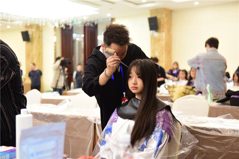 2021年宣城市美容美发职业技能竞赛在宁国火热开赛 - 宁国论坛 - DSC_1543.jpg
