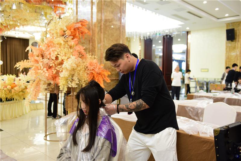 2021年宣城市美容美发职业技能竞赛在宁国火热开赛 - 宁国论坛 - DSC_1562.jpg