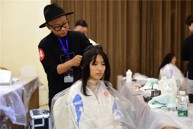 2021年宣城市美容美发职业技能竞赛在宁国火热开赛 - 宁国论坛 - DSC_1568.jpg