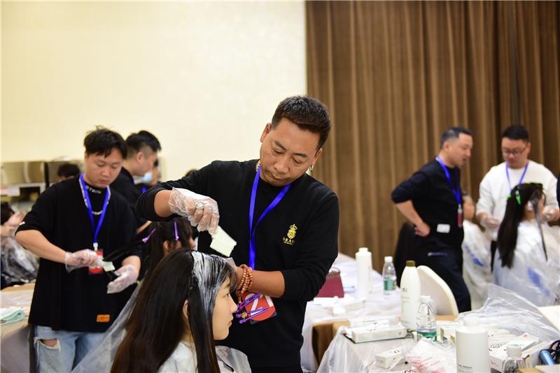 2021年宣城市美容美发职业技能竞赛在宁国火热开赛 - 宁国论坛 - DSC_1567.jpg