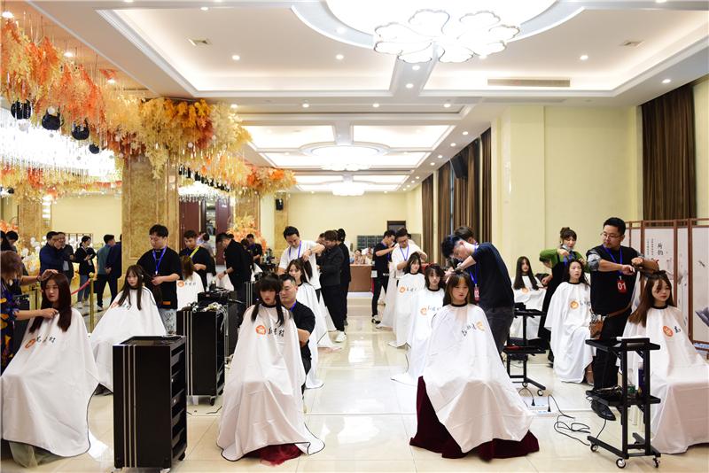 2021年宣城市美容美发职业技能竞赛在宁国火热开赛 - 宁国论坛 - DSC_1614.jpg