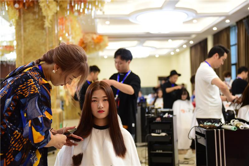 2021年宣城市美容美发职业技能竞赛在宁国火热开赛 - 宁国论坛 - DSC_1616.jpg