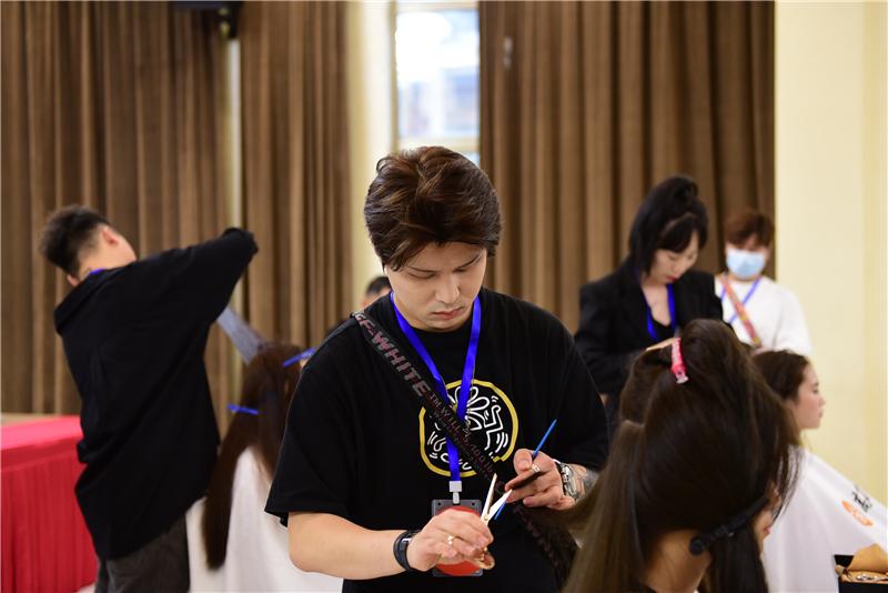 2021年宣城市美容美发职业技能竞赛在宁国火热开赛 - 宁国论坛 - DSC_1659.jpg